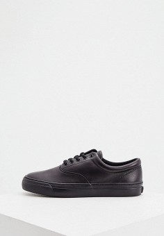 Кеды, Polo Ralph Lauren, цвет: черный. Артикул: PO006AWKGNG4.