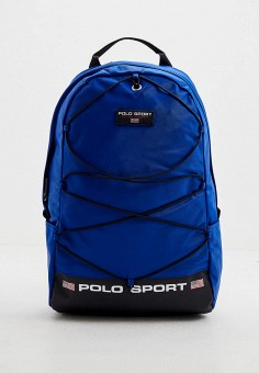 Рюкзак, Polo Ralph Lauren, цвет: синий. Артикул: PO006BMHUDG5. Аксессуары / Рюкзаки