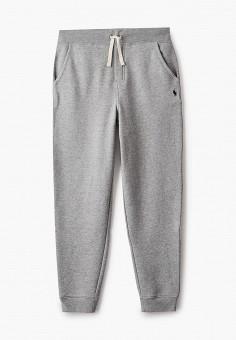 Брюки спортивные, Polo Ralph Lauren, цвет: серый. Артикул: PO006EBJRIE2.