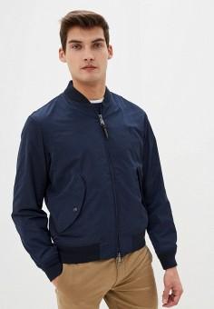 Куртка, Polo Ralph Lauren, цвет: синий. Артикул: PO006EMHTZQ0. Одежда / Верхняя одежда