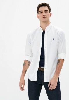 Рубашка, Polo Ralph Lauren, цвет: белый. Артикул: PO006EMIHDS6.