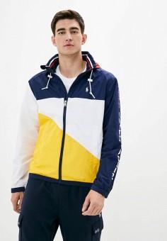 Ветровка, Polo Ralph Lauren, цвет: мультиколор. Артикул: PO006EMJRJO7.