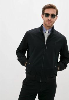 Куртка, Polo Ralph Lauren, цвет: черный. Артикул: PO006EMJRJP4. Одежда / Верхняя одежда / Легкие куртки и ветровки