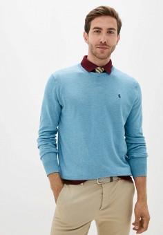 Джемпер, Polo Ralph Lauren, цвет: голубой. Артикул: PO006EMJRJT3.