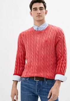 Джемпер, Polo Ralph Lauren, цвет: красный. Артикул: PO006EMJRJT6.