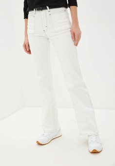 Джинсы, Polo Ralph Lauren, цвет: белый. Артикул: PO006EWHTWP3.