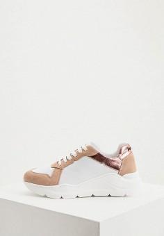 Кроссовки, Pollini, цвет: белый. Артикул: PO756AWJKCS7. Premium
