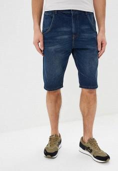 Шорты джинсовые, Produkt, цвет: синий. Артикул: PR030EMECMT4. Одежда / Шорты