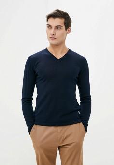 Пуловер, Primo Emporio, цвет: синий. Артикул: PR760EMHQZP5. Одежда / Джемперы, свитеры и кардиганы / Джемперы и пуловеры