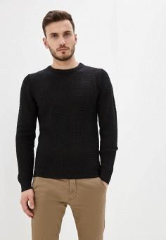 Джемпер, Primo Emporio, цвет: черный. Артикул: PR760EMHQZQ7. Одежда / Джемперы, свитеры и кардиганы / Джемперы и пуловеры