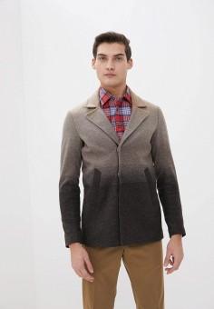 Пальто, Primo Emporio, цвет: бежевый. Артикул: PR760EMHQZS3. Одежда / Верхняя одежда / Пальто