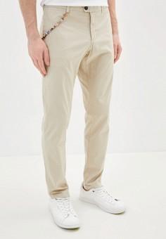 Брюки, Primo Emporio, цвет: бежевый. Артикул: PR760EMJLXX8. Одежда / Брюки / Повседневные брюки