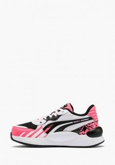 Кроссовки, PUMA, цвет: розовый. Артикул: PU053AGIHNQ8.
