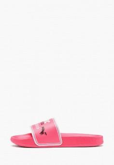 Сланцы, PUMA, цвет: розовый. Артикул: PU053AGIHNR2.
