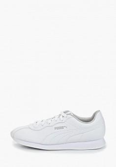Кроссовки, PUMA, цвет: белый. Артикул: PU053AKEGQO8.