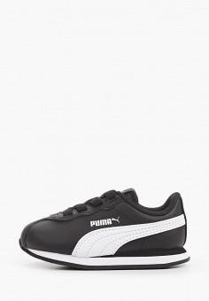 Кроссовки, PUMA, цвет: черный. Артикул: PU053AKIHNN1.
