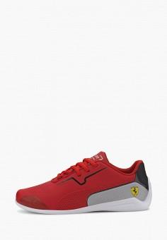 Кроссовки, PUMA, цвет: красный. Артикул: PU053AKIHNO1.