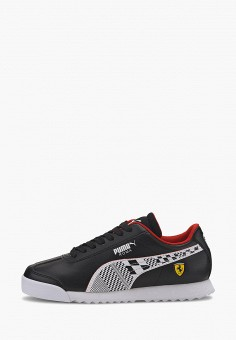 Кроссовки, PUMA, цвет: черный. Артикул: PU053AKIHNO2.