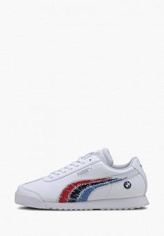 Кроссовки, PUMA, цвет: белый. Артикул: PU053AKIHNO5.