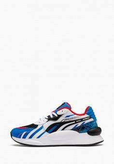 Кроссовки, PUMA, цвет: синий. Артикул: PU053AKIHNQ5.