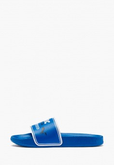 Сланцы, PUMA, цвет: синий. Артикул: PU053AKIHNR1.