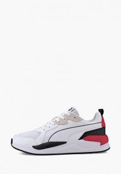 Кроссовки, PUMA, цвет: белый. Артикул: PU053AMIHIH0.