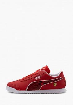 Кроссовки, PUMA, цвет: красный. Артикул: PU053AMIHII6.
