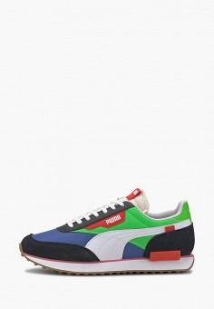 Кроссовки, PUMA, цвет: мультиколор. Артикул: PU053AMIHII7. Обувь / Кроссовки и кеды / Кроссовки / Низкие кроссовки