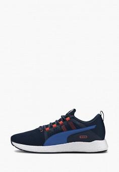 Кроссовки, PUMA, цвет: синий. Артикул: PU053AMIHIW7.