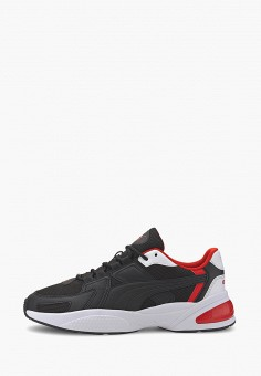 Кроссовки, PUMA, цвет: черный. Артикул: PU053AMIHIY6. Обувь / Кроссовки и кеды / Кроссовки / Низкие кроссовки