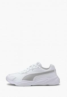 Кроссовки, PUMA, цвет: белый. Артикул: PU053AUIHJE1. Спорт