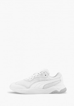 Кроссовки, PUMA, цвет: белый. Артикул: PU053AUIHJE8.