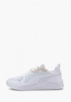 Кроссовки, PUMA, цвет: белый. Артикул: PU053AUIHJF2.