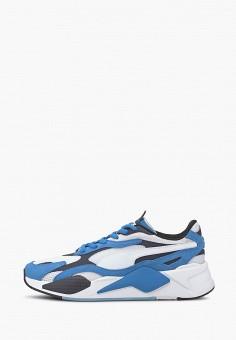 Кроссовки, PUMA, цвет: синий. Артикул: PU053AUIHJJ1.
