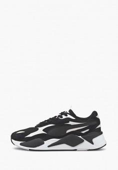 Кроссовки, PUMA, цвет: черный. Артикул: PU053AUIHJK9.
