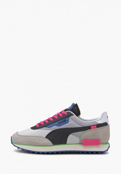 Кроссовки, PUMA, цвет: серый. Артикул: PU053AUIHKW7.