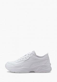 Кроссовки, PUMA, цвет: белый. Артикул: PU053AWIHJP9.