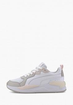Кроссовки, PUMA, цвет: белый. Артикул: PU053AWIHKA7.