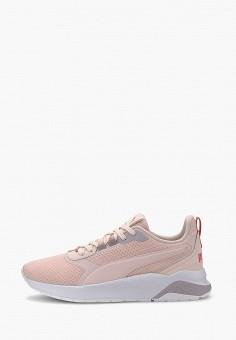 Кроссовки, PUMA, цвет: розовый. Артикул: PU053AWIHKE3.