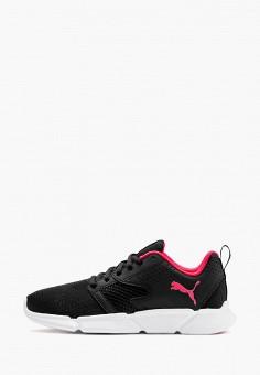 Кроссовки, PUMA, цвет: черный. Артикул: PU053AWIHKG2.