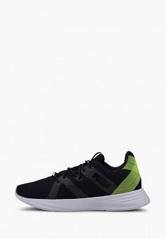Кроссовки, PUMA, цвет: черный. Артикул: PU053AWIHKG5. Обувь / Кроссовки и кеды