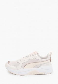 Кроссовки, PUMA, цвет: розовый. Артикул: PU053AWIKOI3.