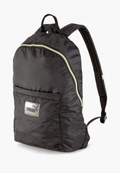Рюкзак, PUMA, цвет: черный. Артикул: PU053BWIHPF3. Аксессуары / Рюкзаки / Рюкзаки