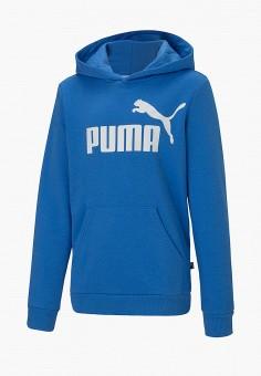 Худи, PUMA, цвет: синий. Артикул: PU053EBIHLD4.