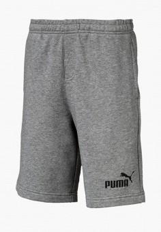 Шорты, PUMA, цвет: серый. Артикул: PU053EBIHNM4.