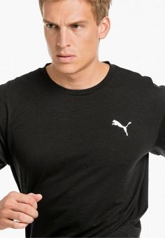 Футболка спортивная, PUMA, цвет: серый. Артикул: PU053EMFRIT6.