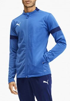 Костюм спортивный, PUMA, цвет: синий. Артикул: PU053EMFRIV4.