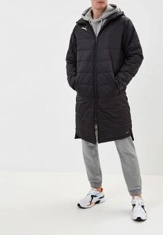 Куртка утепленная, PUMA, цвет: черный. Артикул: PU053EMFXRR9. Одежда / Верхняя одежда / Пуховики и зимние куртки