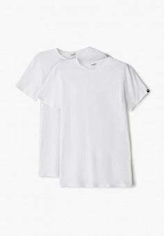 Комплект, PUMA, цвет: белый. Артикул: PU053EMJOTX2. Одежда / Футболки и поло