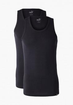 Комплект, PUMA, цвет: черный. Артикул: PU053EMJOTX4. Одежда / Домашняя одежда